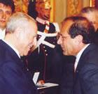Il 7 aprile 2003, in occasione della Giornata Mondiale della Sanità, il Presidente della Repubblica Carlo Azeglio Ciampi ha insignito la Lega della Medaglia d'oro al merito della Salute Pubblica.